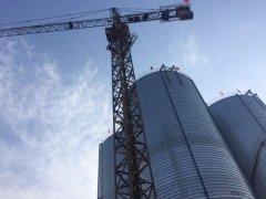 新建万吨钢仓